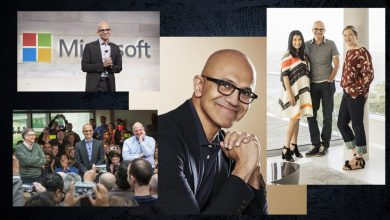 An Indian cricketer is the chairman of Microsoft