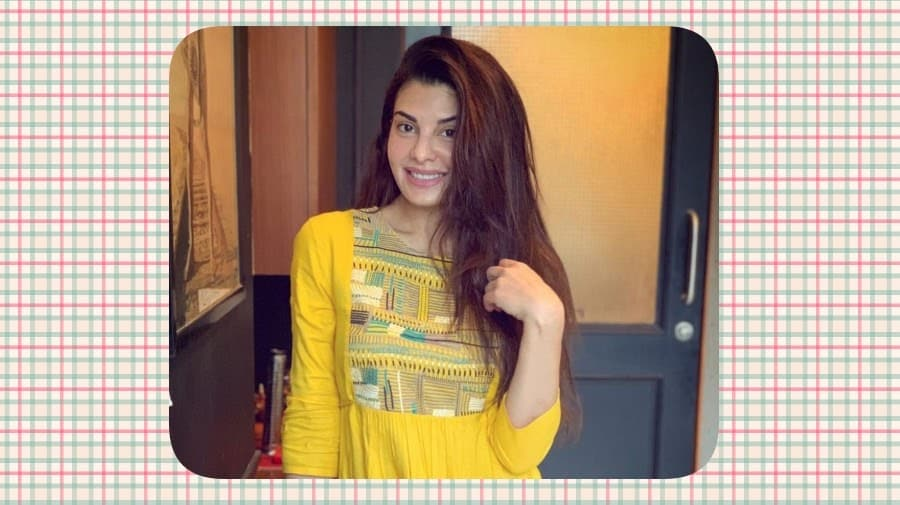 Jacqueline buys a bungalow to live in with her South Indian boyfriend