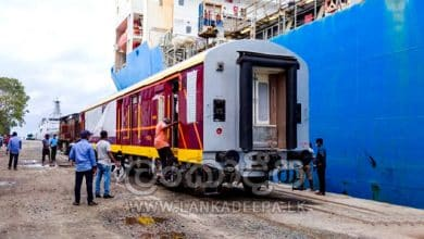 30 carriages imported from India - valued at US $ 147 lakhs.