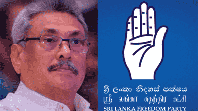 A discussion between the Sri Lanka Freedom Party and the government