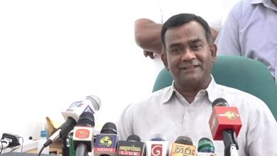 A revelation from Tissa about the next common candidate