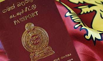 An increase in daily passport issuance