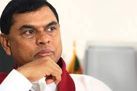 Here is the seat of Basil Rajapaksa in the ruling party
