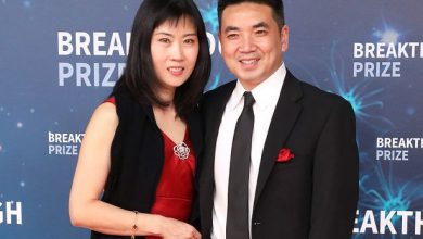 Eric Yuan from China who conquered the world with the Zoom app created to talk to his girlfriend.