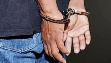 Man arrested with counterfeit 1000 rupee notes