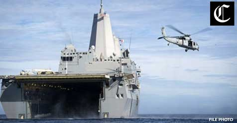 Trincomalee port reserved for Sri Lankan, US and Japanese military exercises
