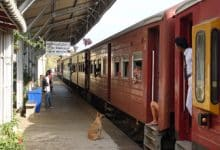 Train services running from 21st