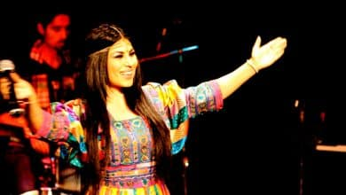 The fate of Afghan singers
