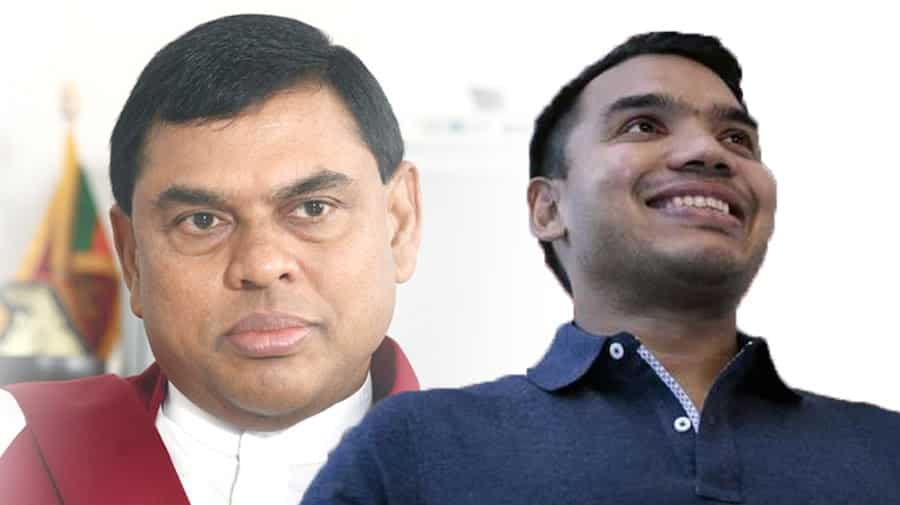The presidency will be given to Basil in 2024 and Namal in 2030