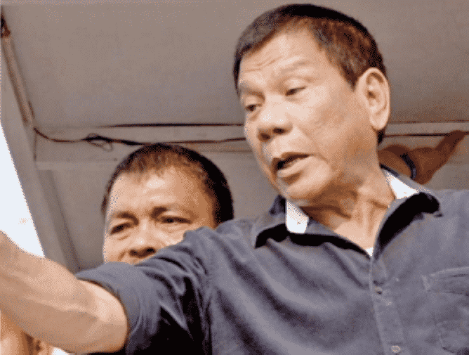 COVID - Philippine President threatens to imprison those who refuse 19 vaccines