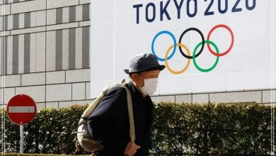 Thousands of Japanese workers have left the country ahead of the Olympics