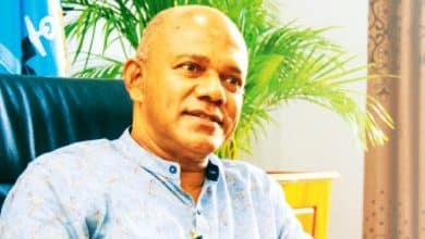 Daya Ratnayake who transferred from the port to the industry after the sinking of the ship is rumored to be with Wimal