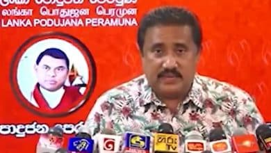 If Sajith was there this country would be a big Kandy today - Minister Rohitha (Video)