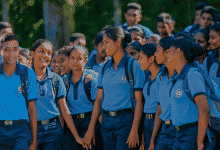 the nation National Youth Corps